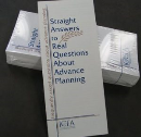 Straight Answers to Real Questions about Advance Planning